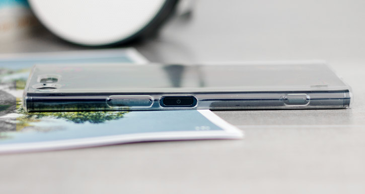 Olixar Ultra-Thin Sony Xperia XZ Premium Case - 100% Clear
