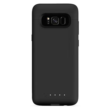 Mophie Juice Pack Samsung Galaxy S8 Wireless Battery Case - Black