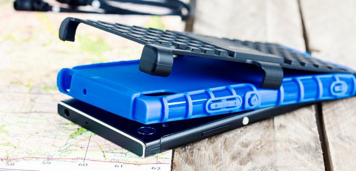Olixar ArmourDillo Sony Xperia XA1 Protective Case - Blue