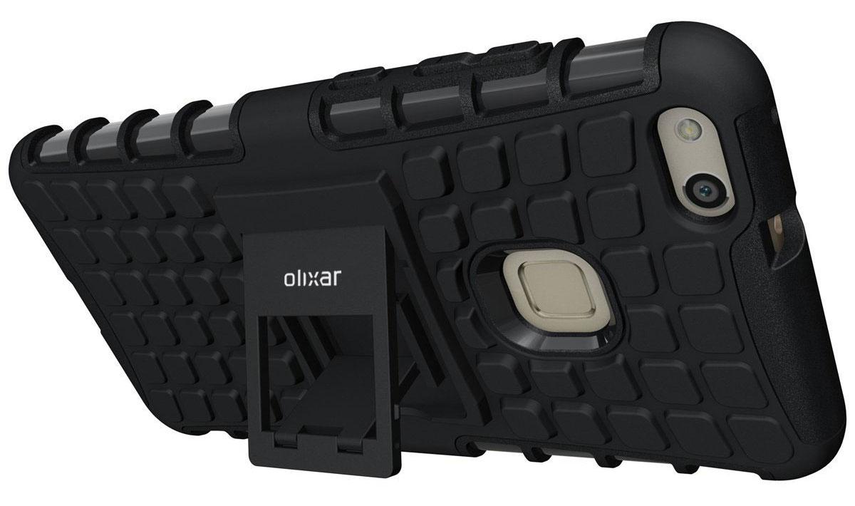Olixar ArmourDillo Huawei P10 Lite Protective Case - Black