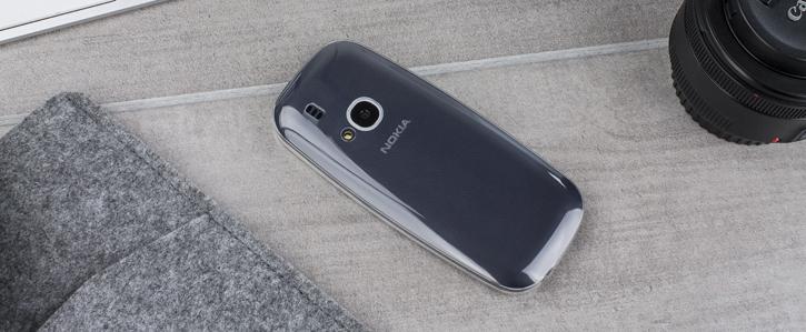 Olixar Ultra-Thin Nokia 3310 (2017) Case - 100% Clear