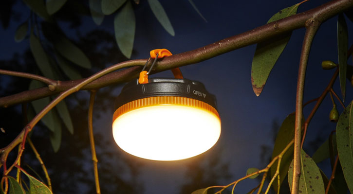 AGL Super Bright Battery Operated Portable Hanging LED Lantern