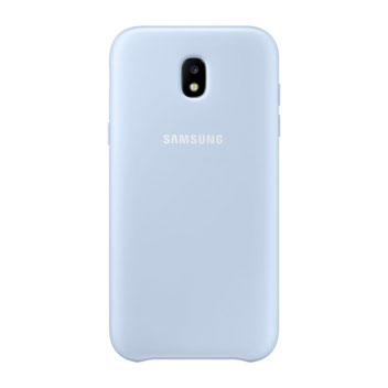 Official Samsung Galaxy J3 2017 Dual Layer Cover Case - Blue