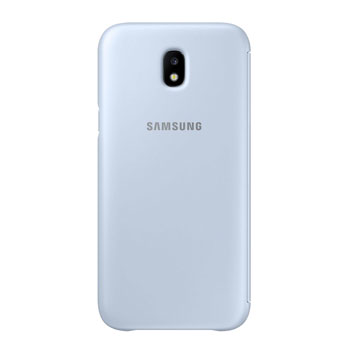 Official Samsung Galaxy J5 2017 Wallet Cover Case - Blue