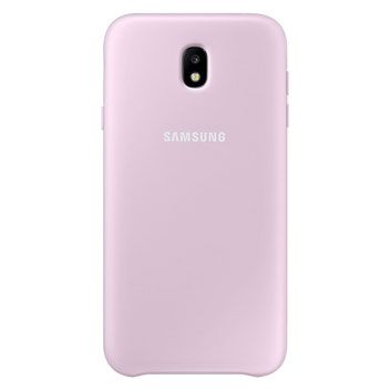 Official Samsung Galaxy J7 2017 Dual Layer Cover Case - Pink