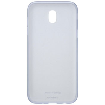 Official Samsung Galaxy J7 2017 Jelly Cover Case - Blue