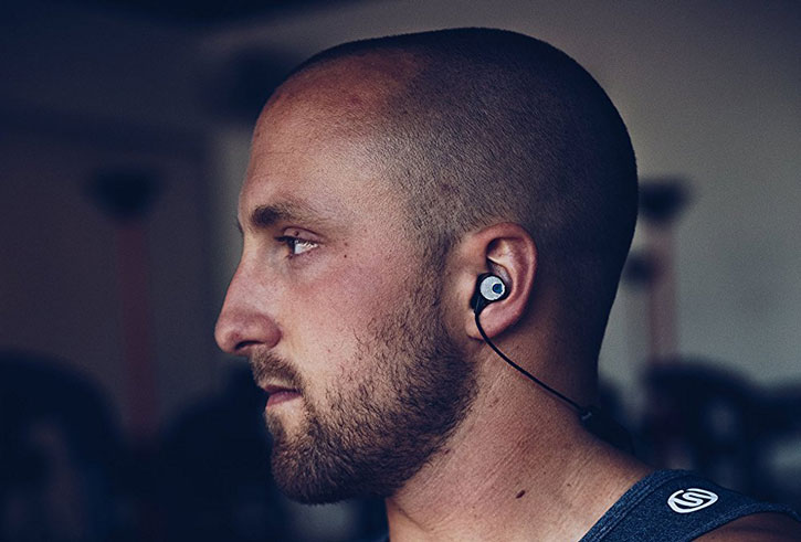 Audiofly AF56W Wireless Bluetooth In-Ear Headphones
