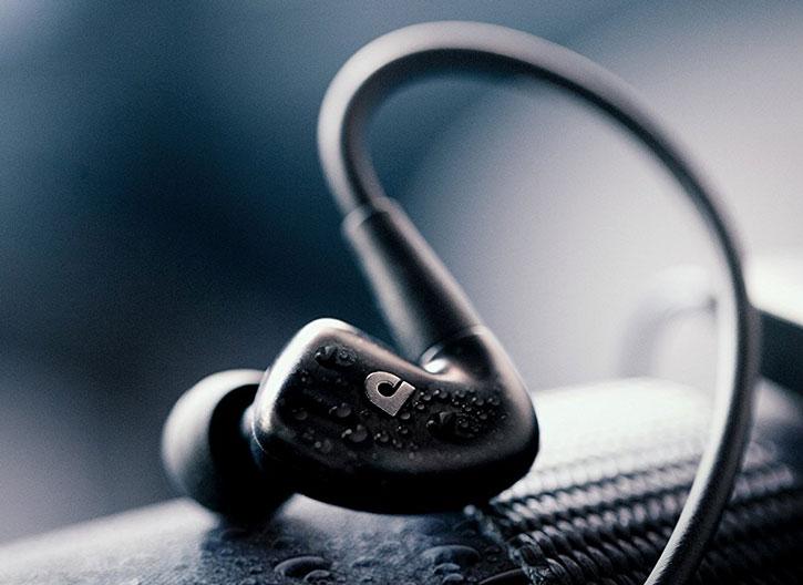 Audiofly AF100W Wireless Bluetooth In-Ear Monitors