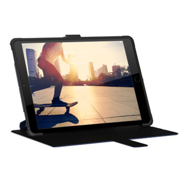 UAG iPad Pro 10.5 Rugged Folio Case - Blue
