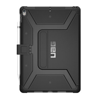 UAG iPad Pro 10.5 Rugged Folio Case - Black