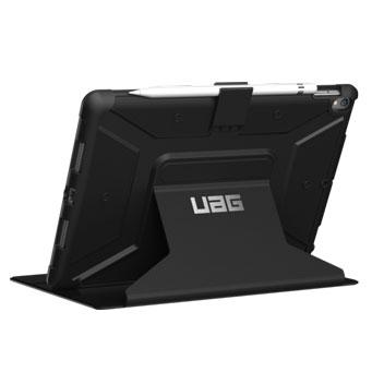 UAG iPad Pro 10.5 Rugged Folio Case - Black