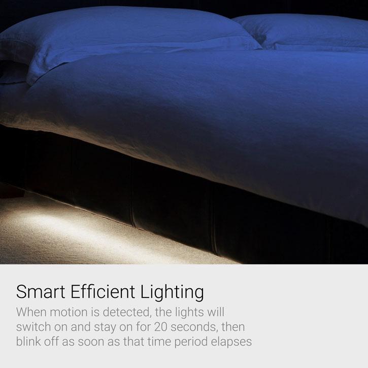 AGL Wireless 30 LED 1m Motion Sensor Strip Light