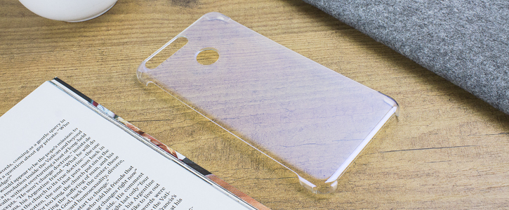 Official Huawei Honor 8 Pro Hard Shell Case - Clear