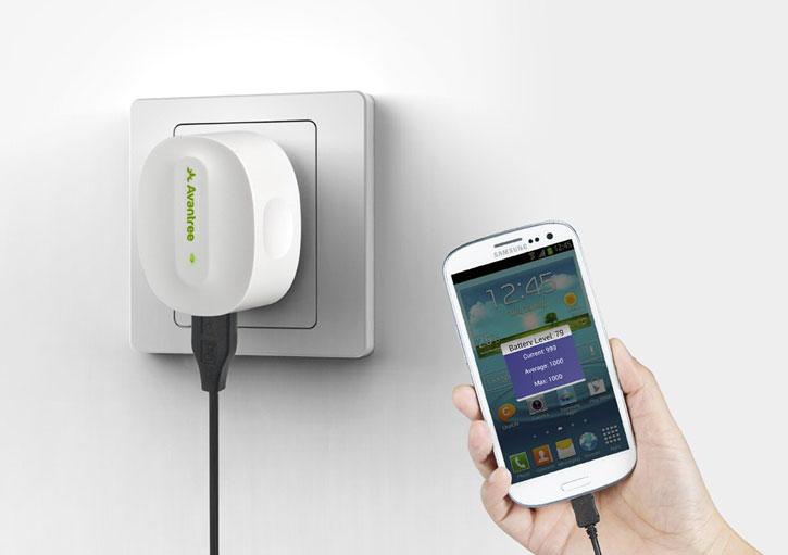 Chargeur secteur Avantree 2.1A double USB – Norme EURO