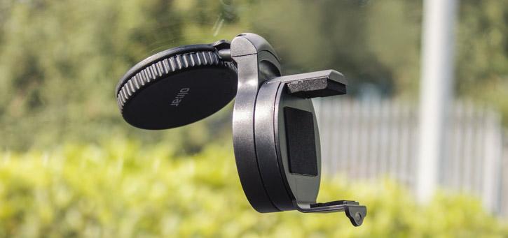 Olixar DriveTime Samsung Galaxy S8 Car Holder & Charger Pack