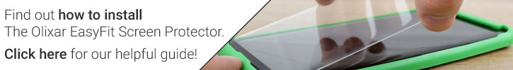 How to install a screen protector