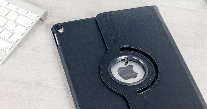 Olixar iPad Pro 10.5 Rotating Stand Case - Black