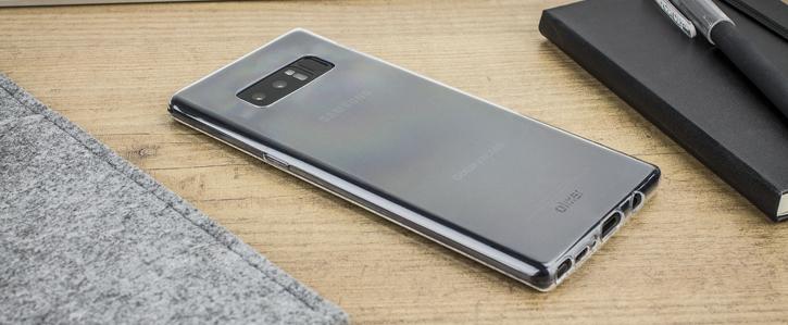 Olixar Ultra-Thin Samsung Galaxy Note 8 - 100% Clear