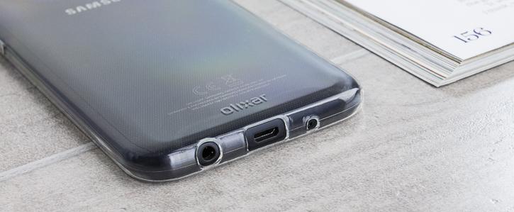 Olixar Ultra-Thin Samsung Galaxy J5 2017 Gel Case - 100% Clear