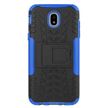 Olixar ArmourDillo Samsung Galaxy J5 2017 Protective Case - Blue