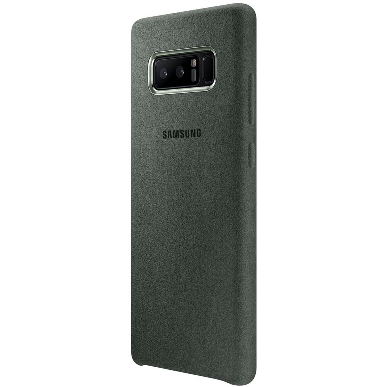 Official Samsung Galaxy Note 8 Alcantara Cover Case - Khaki