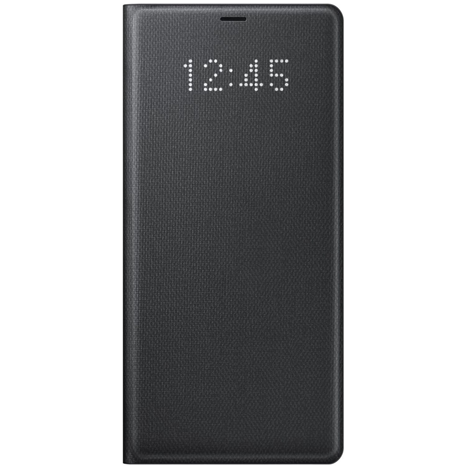 Official Samsung Galaxy Note 8 LED View Cover Case - Black
