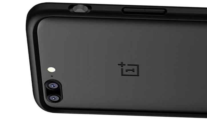 RhinoShield CrashGuard OnePlus 5 Protective Bumper Case - Black