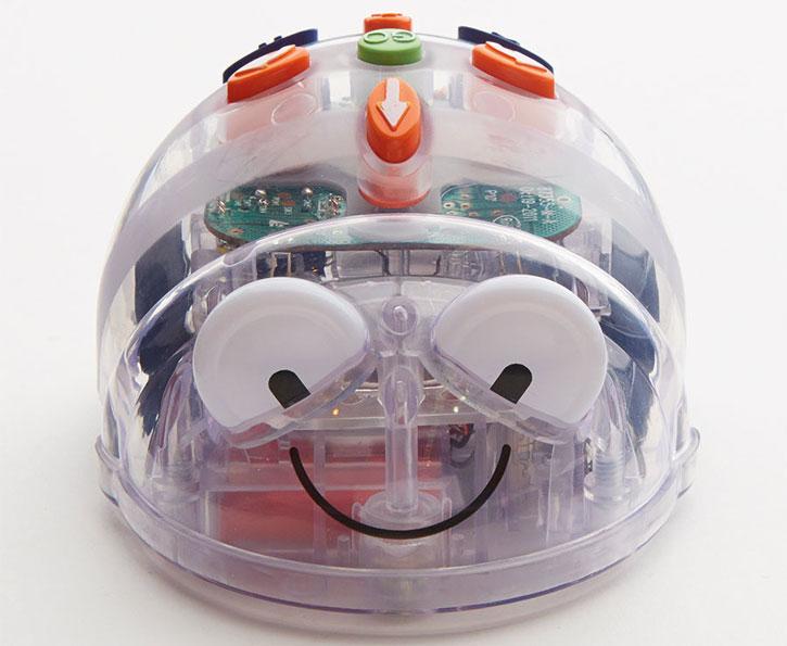 TTS Blue-Bot Bluetooth Programmable Robot Class Pack
