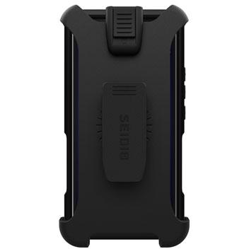 Seidio Dilex Combo BlackBerry KEYone Holster Case w/ Kickstand - Black