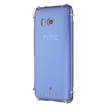 Seidio Optik HTC U11 Gel Case - Clear