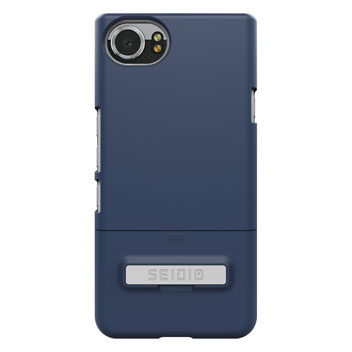Seidio SURFACE BlackBerry KEYone Case & Metal Kickstand - Black