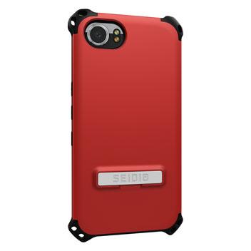 Seidio Dilex BlackBerry KEYone Tough Kickstand Case - Black