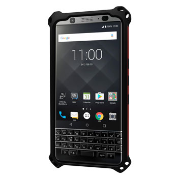 Seidio Dilex BlackBerry KEYone Tough Kickstand Case - Black