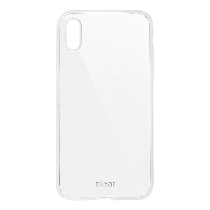 Olixar Ultra-Thin iPhone 8 Gel Case - 100% Clear