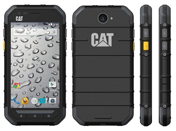 CAT S30 Rugged Dual SIM UK SIM-Free Smartphone - Black