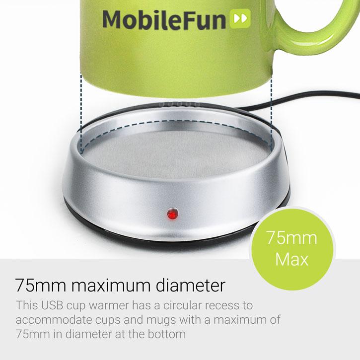 Hottea USB Powered Cup / Mug Warmer