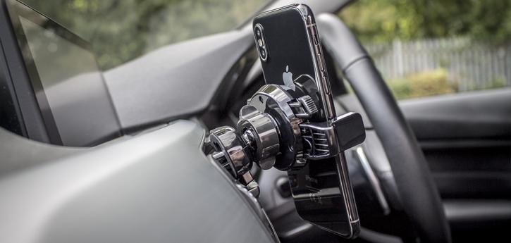 Olixar inVent Nova Universal Air Vent Car Holder