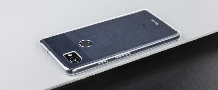 Olixar Ultra-Thin Google Pixel 2 XL Gel Case - 100% Clear