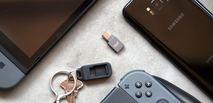 Leef Bridge-C 128GB Mobile Storage Drive for USB-C Android Devices