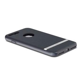 Moshi Vesta iPhone 8 Plus Textile Pattern Case - Bahama Blue