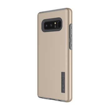 Incipio DualPro Samsung Galaxy Note 8 Case - Champagne Gold