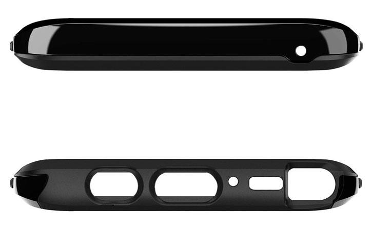 Spigen Neo Hybrid Samsung Galaxy Note 8 Case - Shiny Black