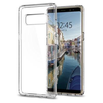 Spigen Ultra Hybrid Samsung Galaxy Note 8 Case - Clear