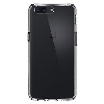 Spigen Ultra Hybrid OnePlus 5 Case - Clear