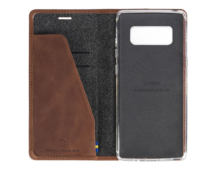 Housse samsung galaxy note 8 krusell sunne portefeuille for Housse galaxy note 8