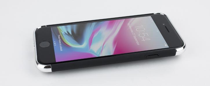 Coque iPhone 8 / 7 Olixar X-Ring – Noire