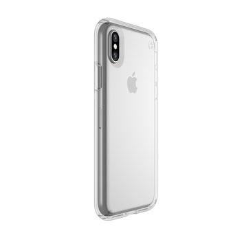 Speck Presidio iPhone X Tough Case - Clear