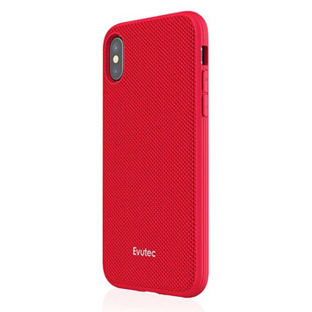 Evutec AER Ballistic Nylon iPhone 7 Tough Case - Black