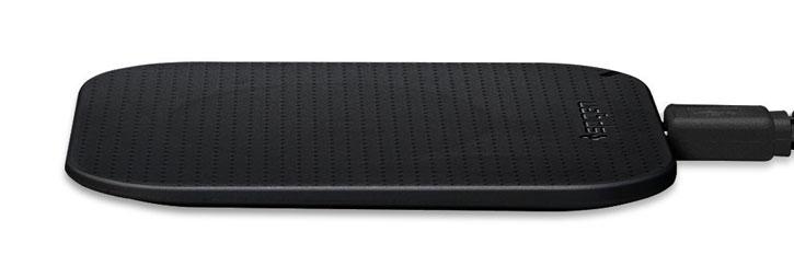 Base de carga Spigen Essential F302W Universal - Negra
