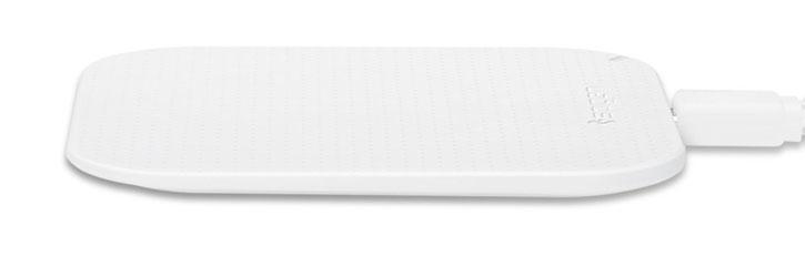 Base de carga Spigen Essential F302W Universal - Blanca